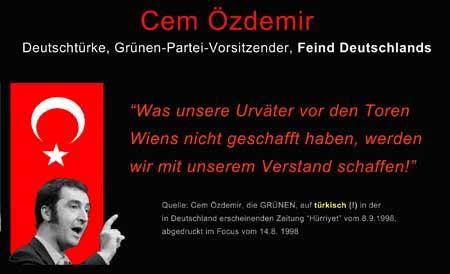 Özdemir erobert Deutschland für die Türken